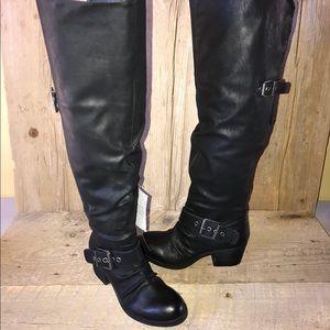 Carlos by Carlos Santana Emmett Wide Calf Boots
